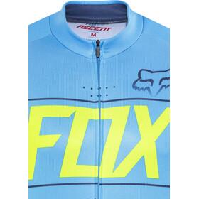 Fox Ascent Långärmad cykeltröja Herr blå